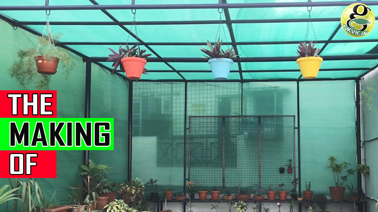 Making Of Shade House Design How To Build Greenhouse